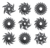 Milling Cutters For Metal Stock Photos
