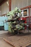 Milling machine. Royalty Free Stock Photos