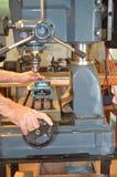 Milling machine Royalty Free Stock Photo