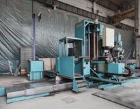 Milling Machine Royalty Free Stock Image