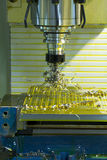 Milling machine CNC Stock Photography