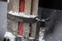 Milling machine Stock Photography