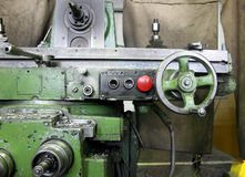 The milling machine tool Royalty Free Stock Images