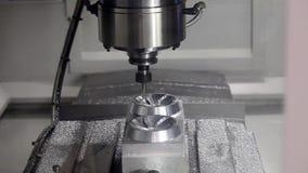 Free Milling Process Close-up Stock Image - 56729321