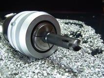 Milling Tool Stock Photo