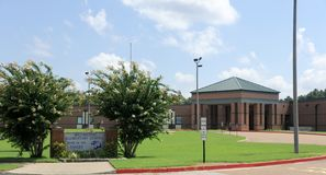 Millington Elementary School. Is a Kindergarten through 6th grade school located in Millington, Tennessee stock photos