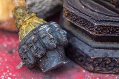 Millionär Buddha-Statue neun Lizenzfreie Stockfotografie