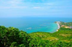 Million d'île Images libres de droits
