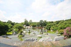 Million d'ans de parc en pierre, Pattaya Thaïlande 05-May-2013 Images libres de droits