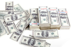 Million de dollars Photo stock