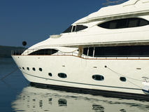 Million dollar boat Royalty Free Stock Photo