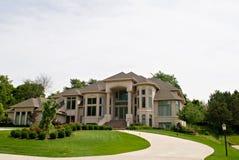 Million Dollar-Haus stockbilder