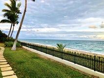 Million dollar ocean view stock photography