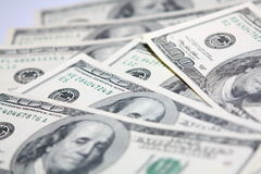 Million dollars. Money. USD Stock Photography
