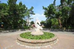 Million Jahre des Steinpark-, Pattaya Thailand 05-May-2013 Stockfoto