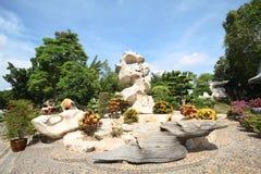 Million Jahre des Steinpark-, Pattaya Thailand 05-May-2013 Stockfotografie