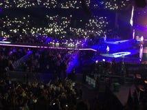 Million Lichter Stockbilder