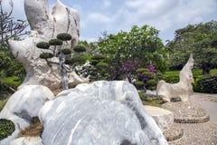 The Million Years Stone Park Royalty Free Stock Photo