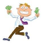 Millionaire Stock Image