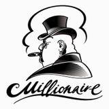 Millionaire Royalty Free Stock Photos