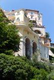 Millionaire's villa in Monte Carlo, Monaco Stock Image