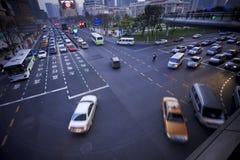 Millionenstadt-Datenbahn stockbilder