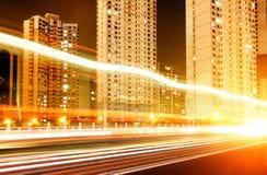 Millionenstadt-Datenbahn lizenzfreie stockfotos