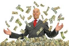 Millionnaire Photo libre de droits