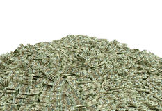 Millions de dollars Photo stock