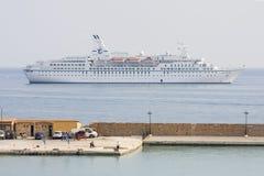 Milliseconde Astor de bateau de croisière Images libres de droits