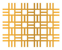 Milliseconde Pattern Design Photographie stock