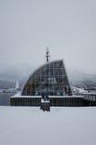 Milliseconde Polstjerna, musée chez Tromso, Norvège photos libres de droits
