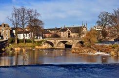 Milller Brücke, Kendal Lizenzfreie Stockfotos