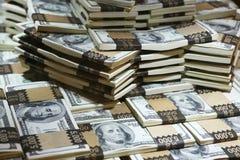 Millón de dólares Fotografía de archivo