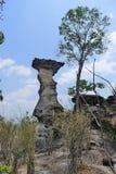 Millones de la roca de la edad de años Foto de archivo
