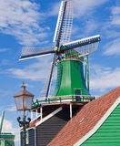 Mills in Holland Stock Photography