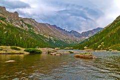 Mills Lake Colorado Royalty Free Stock Photo
