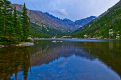 Mills Lake Colorado Royalty Free Stock Photography