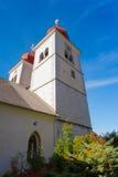 Millstatt修道院,奥地利 免版税库存图片