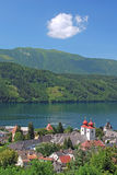 Millstatt,Lake Millstatt,Austria Stock Photos