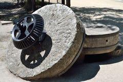 millstone Στοκ φωτογραφίες με δικαίωμα ελεύθερης χρήσης