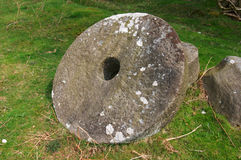 Millstone Royalty Free Stock Photo
