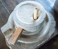 millstone Foto de Stock