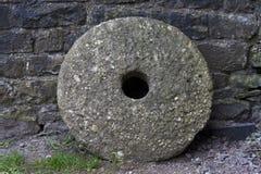 millstone stary Obrazy Royalty Free