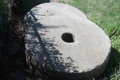 Millstones για το μύλο Στοκ εικόνες με δικαίωμα ελεύθερης χρήσης