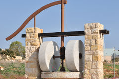 millstones Στοκ Φωτογραφία