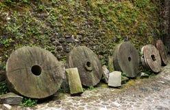 millstones Στοκ εικόνα με δικαίωμα ελεύθερης χρήσης