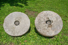 millstones Στοκ Φωτογραφίες