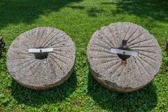 millstones Στοκ φωτογραφία με δικαίωμα ελεύθερης χρήσης