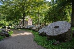 millstones Στοκ Εικόνες